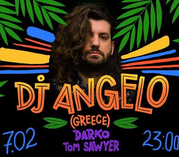 SAGA | Dj Angelo (Greece)